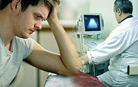 Болезни предстательной железы - симптомы и диагностика