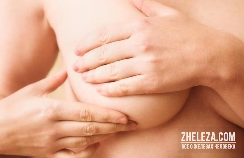 Болит грудь после удара