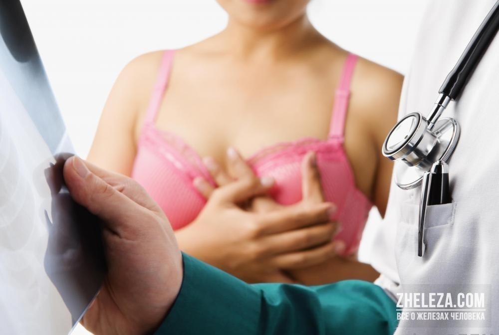 диагностика болей в груди