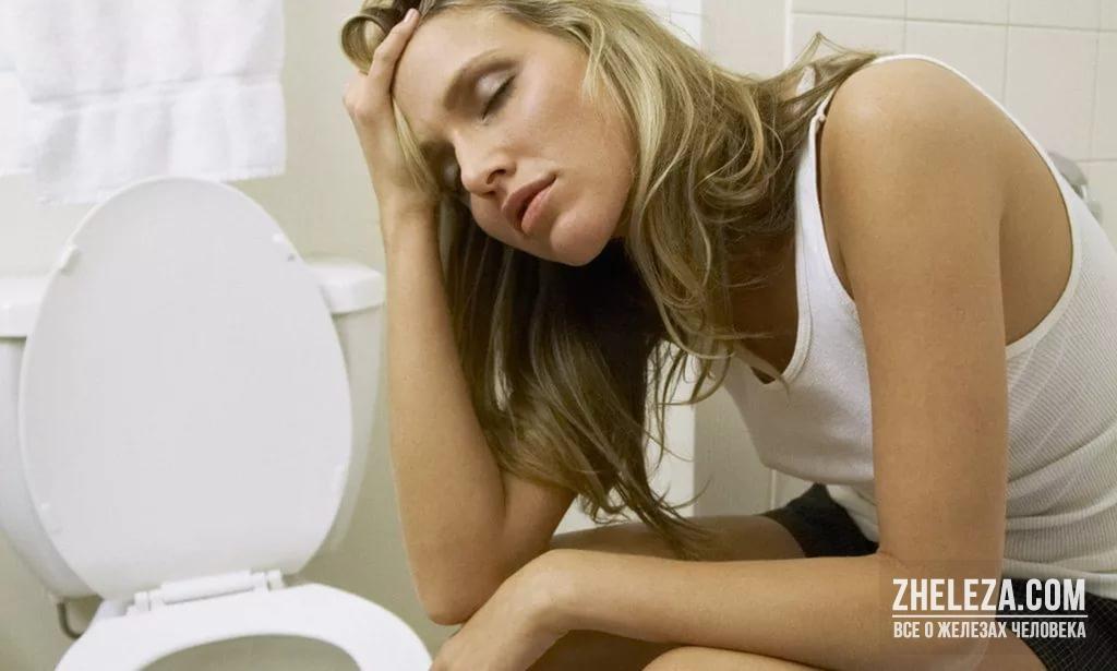 Противозачаточные тошнота боль в животе
